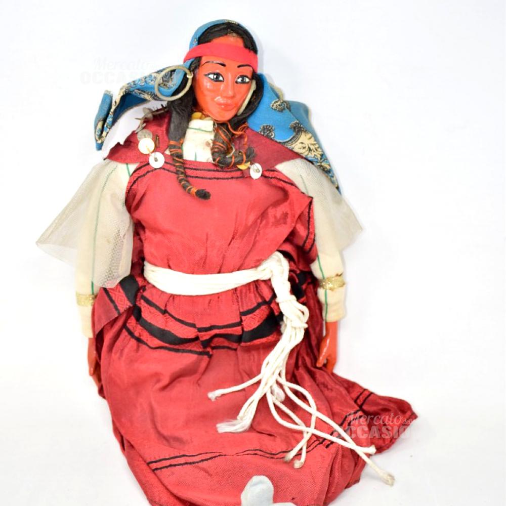 Personaggio Berbera (tunisia O Marocco)