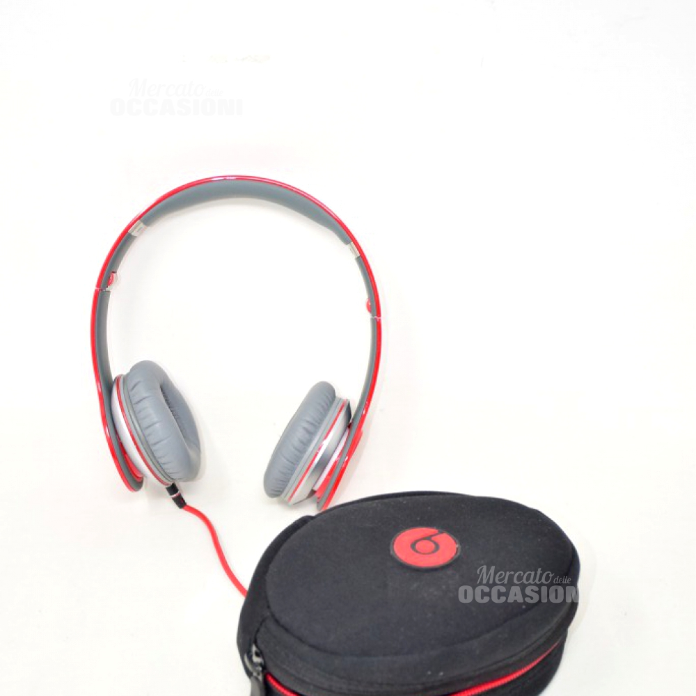 Cuffie Rosse Beats By Dr.dre