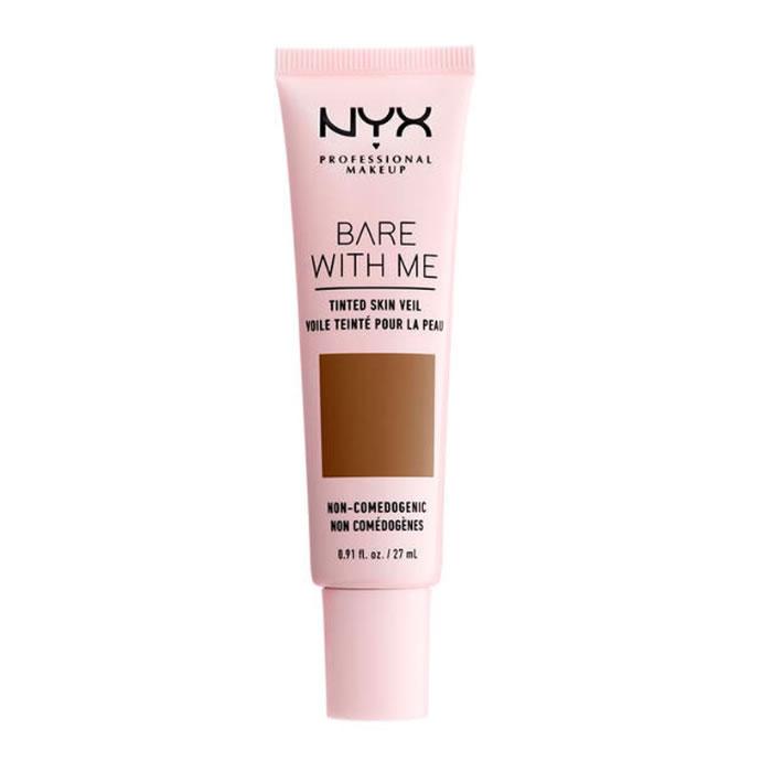 Nyx Bare With Me Tinted Skin Veil Deep Sable 27ml