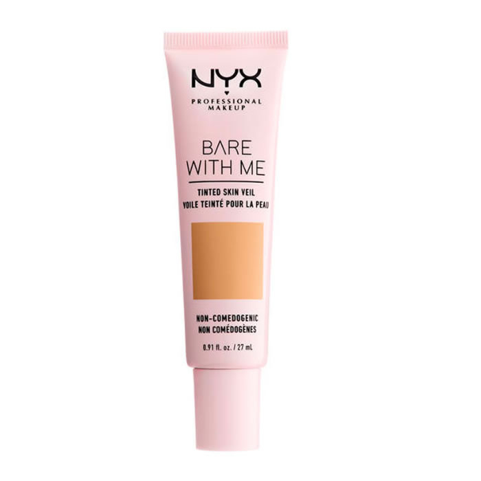 Nyx Bare With Me Tinted Skin Veil Beige Camel 27ml