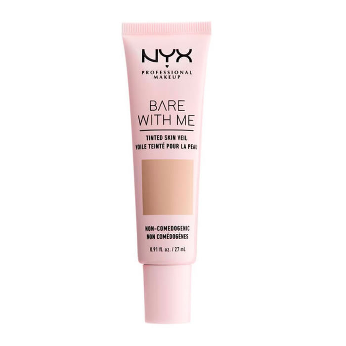 Nyx Bare With Me Tinted Skin Veil True Beige Buff 27ml