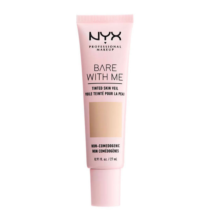 Nyx Bare With Me Tinted Skin Veil Vanilla Nude 27ml