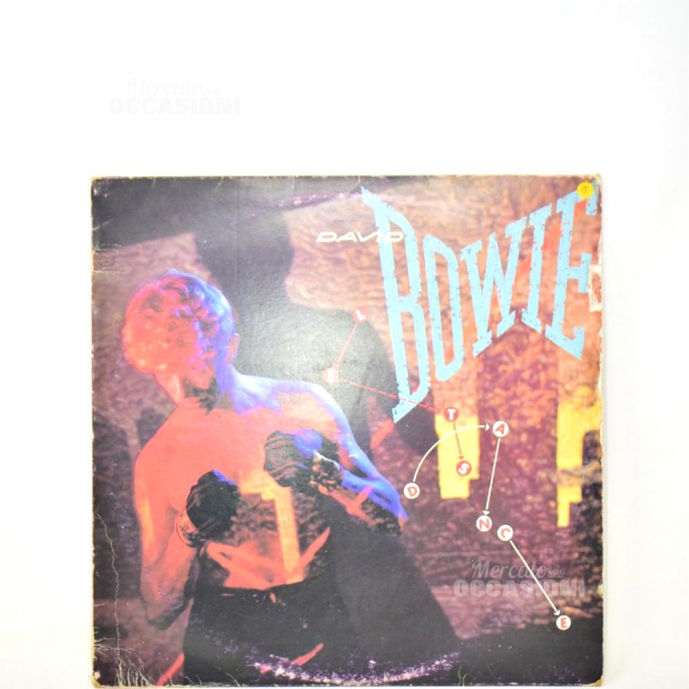Vinile David Bowielets Dance