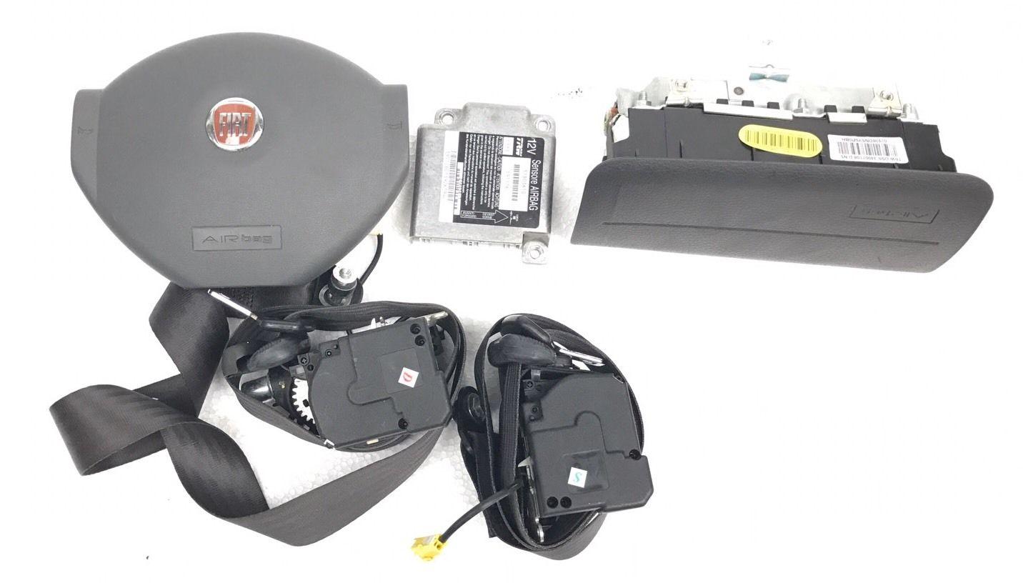 Kit Airbag Fiat Panda Anno 2011 Originale