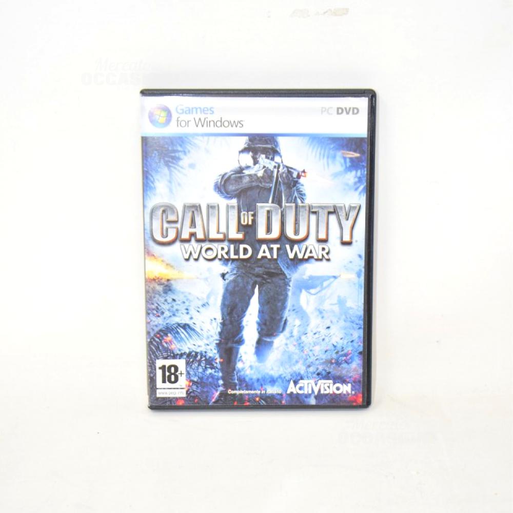 Gioco Per Pc Call Of Duty World At War