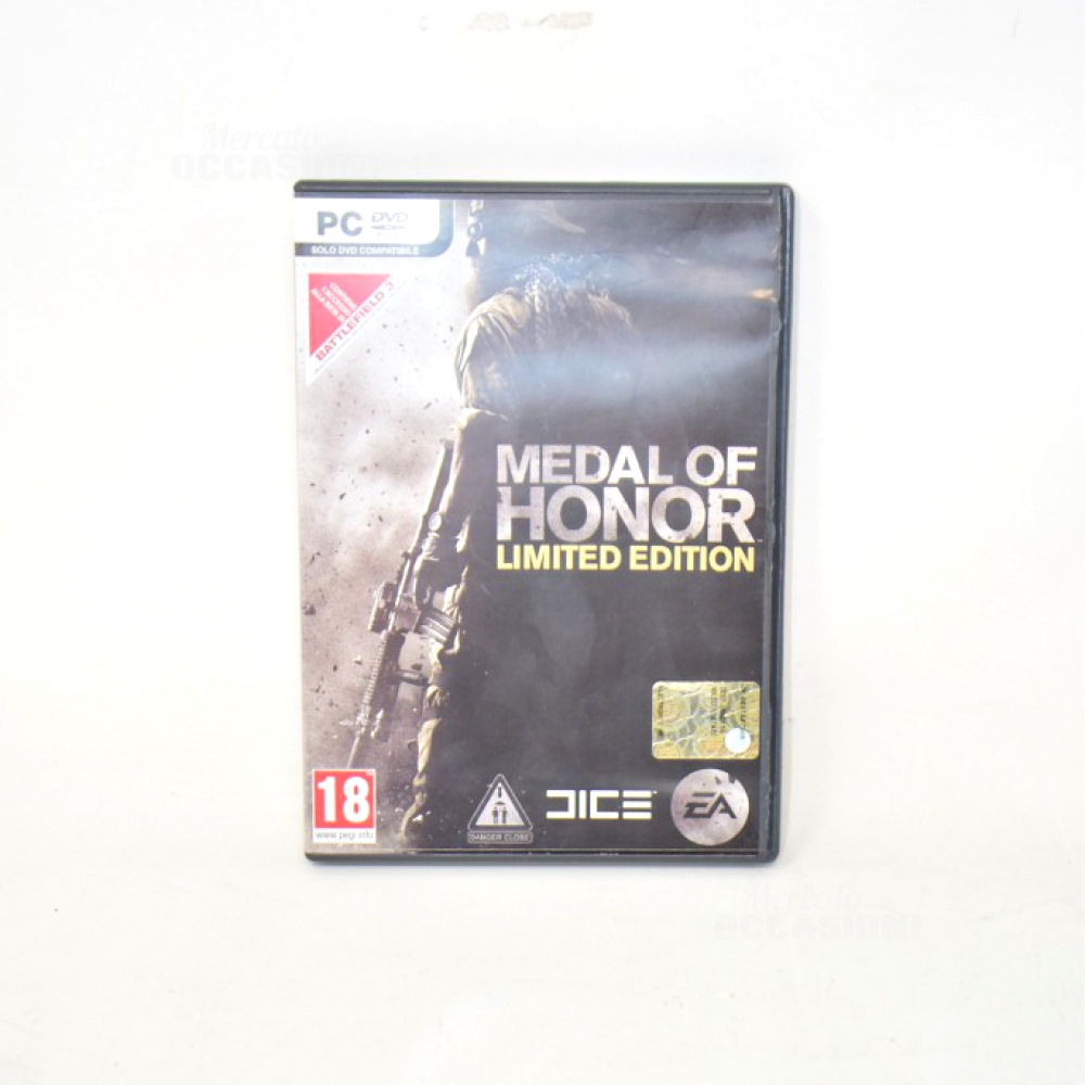 Gioco Per Pc Medal Of Honor