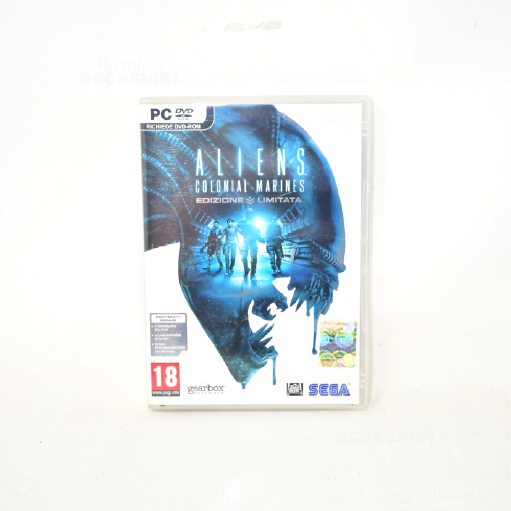 Gioco Per Pcaliens Colonial Marines