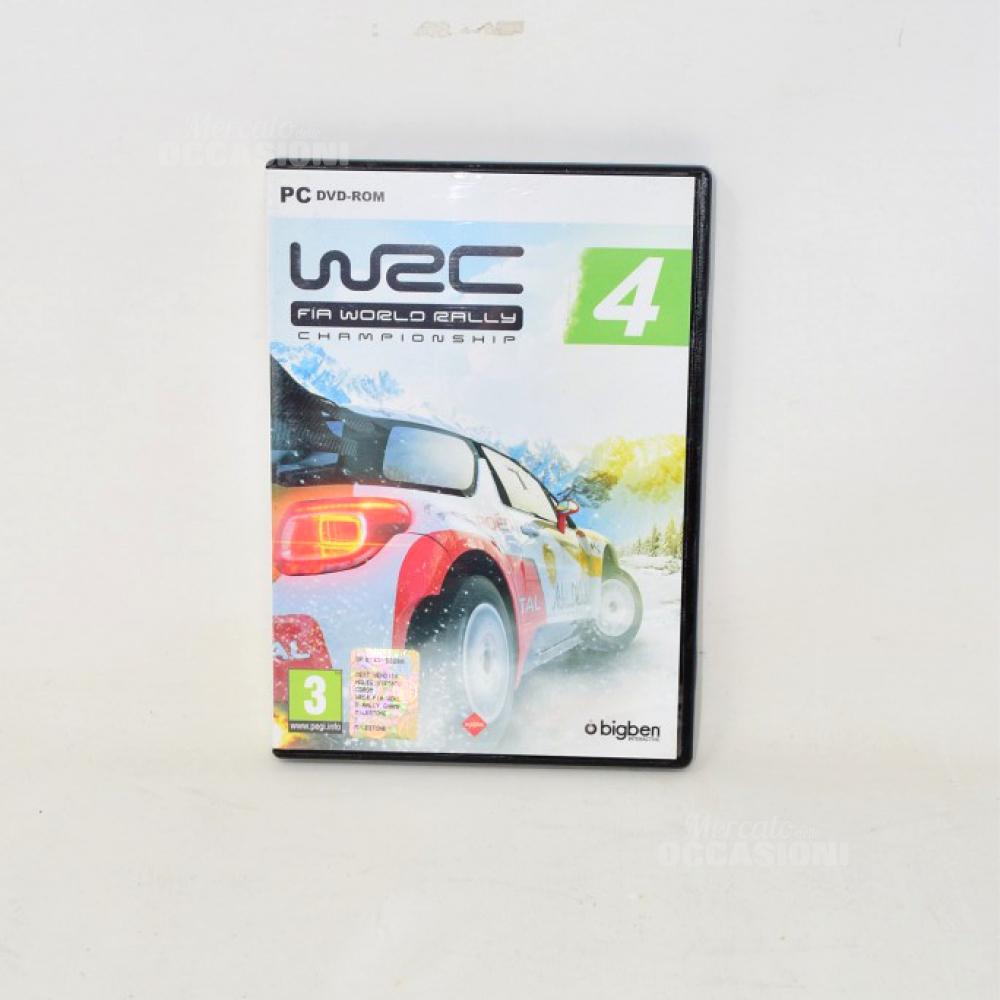 Gioco Per Pc WRC 4 Rally