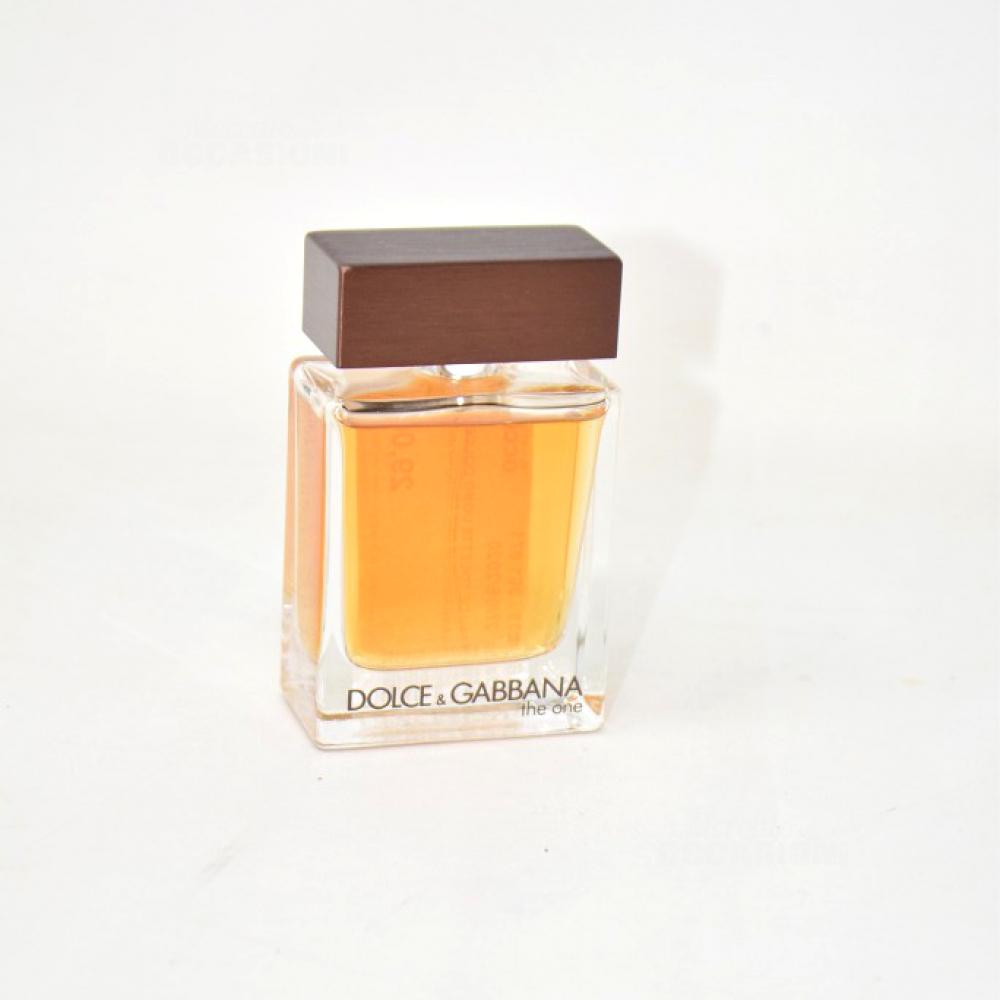 Eau De Toilette Uomo Dolce & Gabbana The One 50ml(no Scatola)