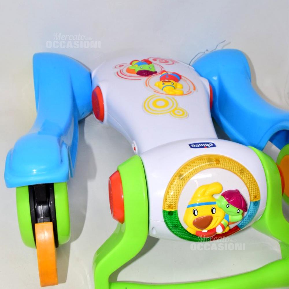Chicco Ergo Gym Baby Jogging 9mesi+ Semi