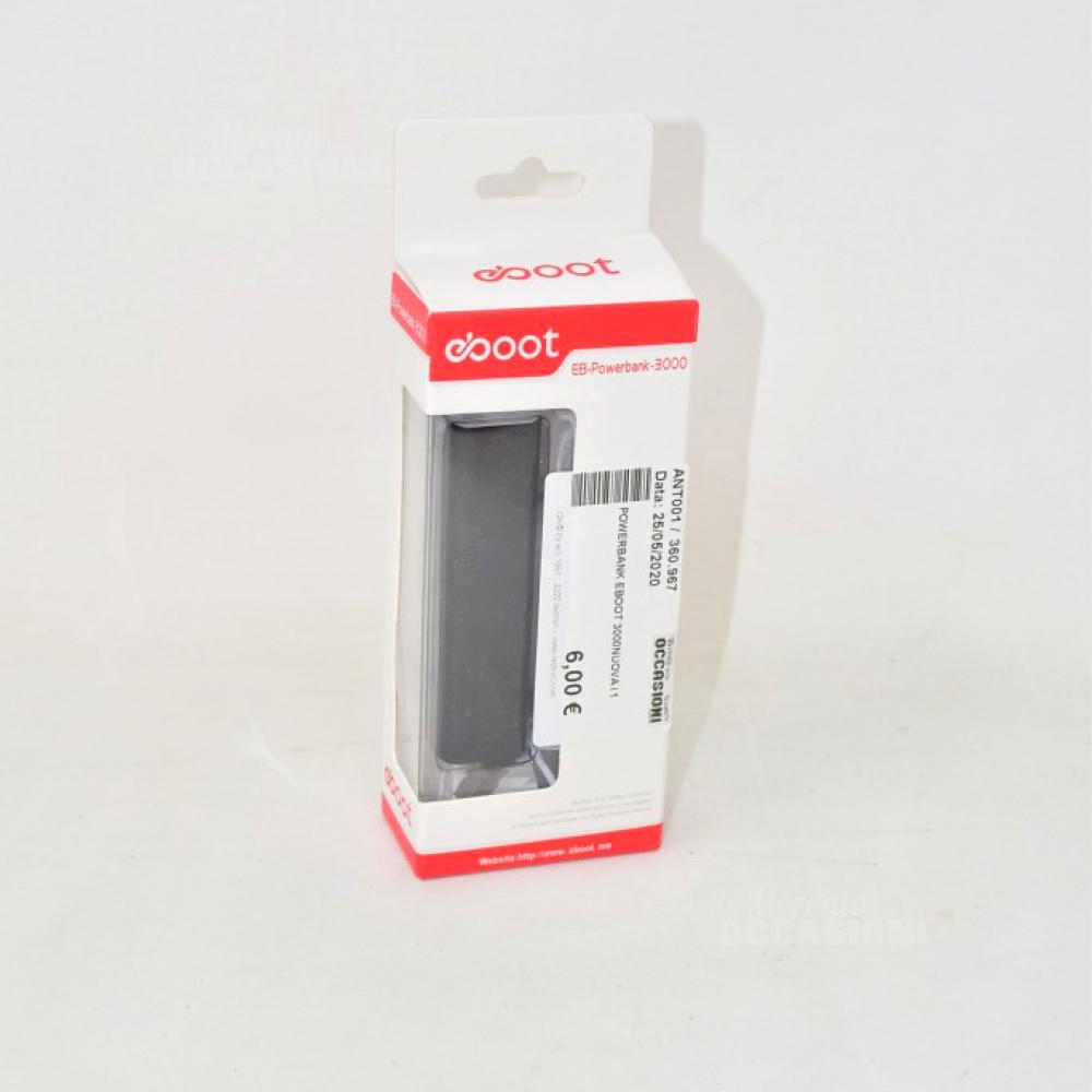 Powerbank Eboot 3000
