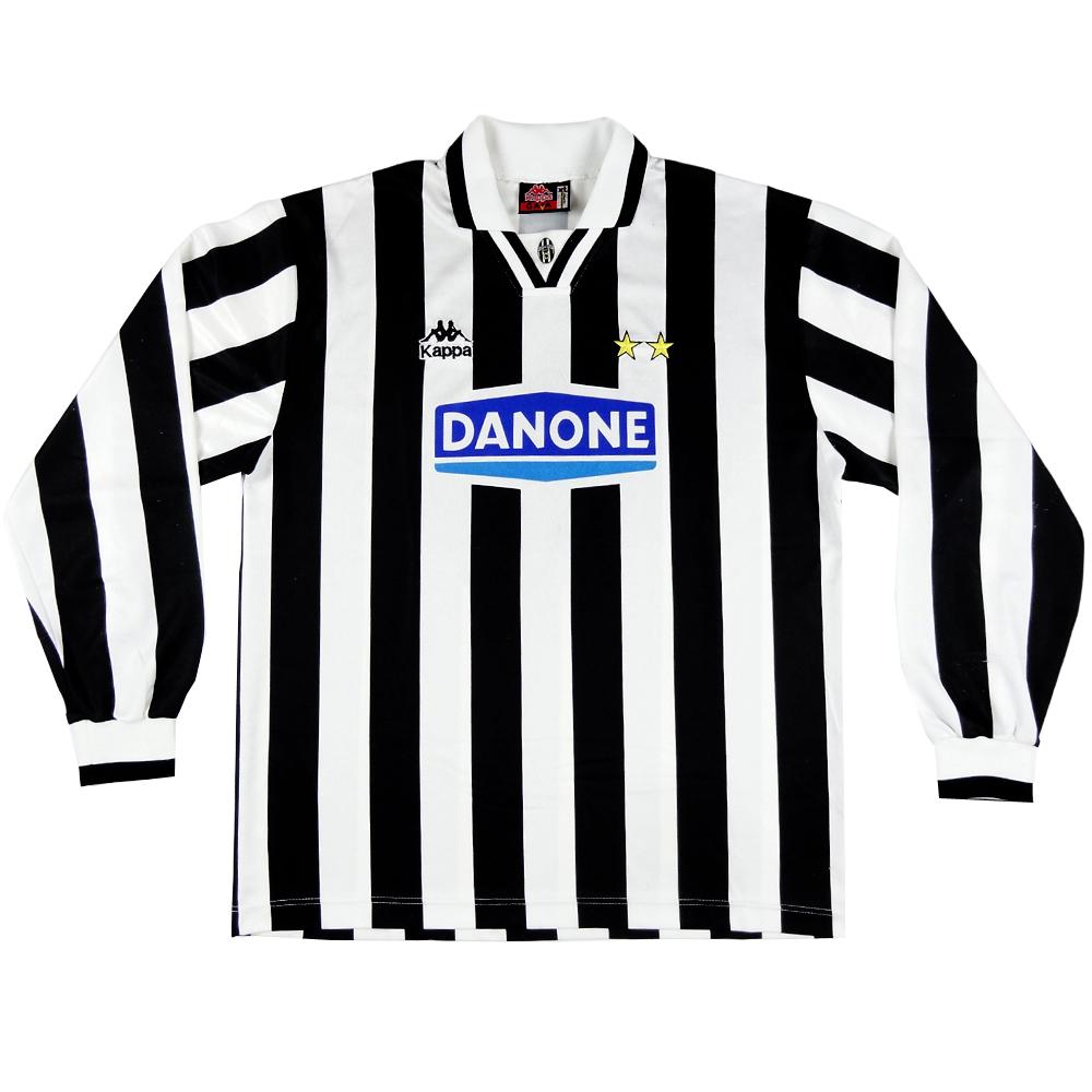 1994-95 Juventus Maglia Home XL **
