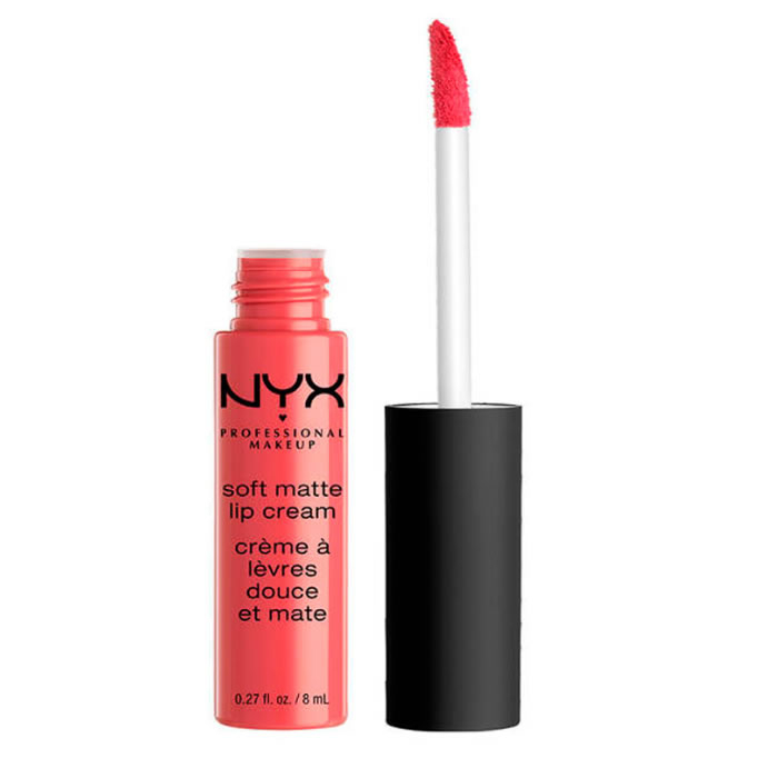Nyx Soft Matte Lip Cream Sao Paulo 8ml