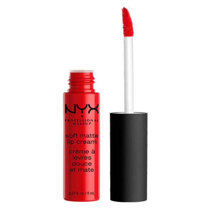 Nyx Soft Matte Lip Cream Amsterdam 8ml