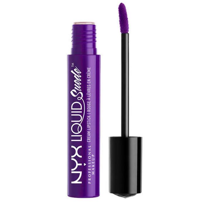 Nyx Liquid Suede Cream Lipstick Amethyst 4ml