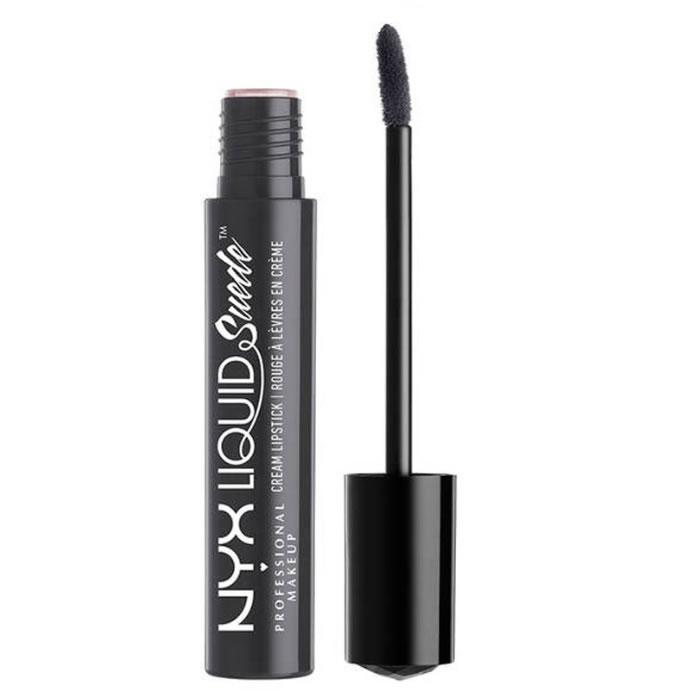 Nyx Liquid Suede Cream Lipstick Stone Fox 4ml