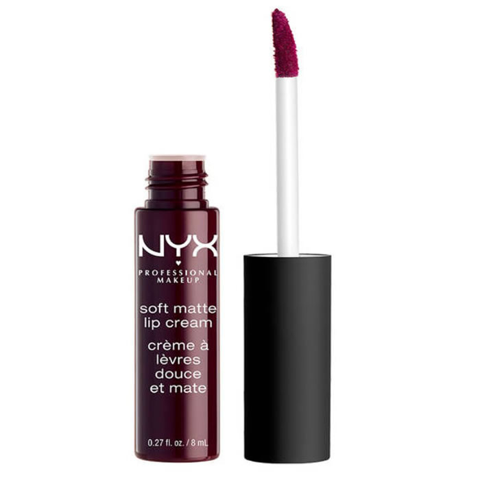 Nyx Soft Matte Lip Cream Transylvania 8ml