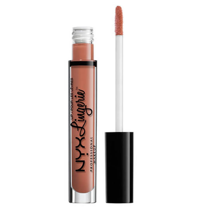 Nyx Lip Lingerie Liquid Lipstick Lace Detail 4ml
