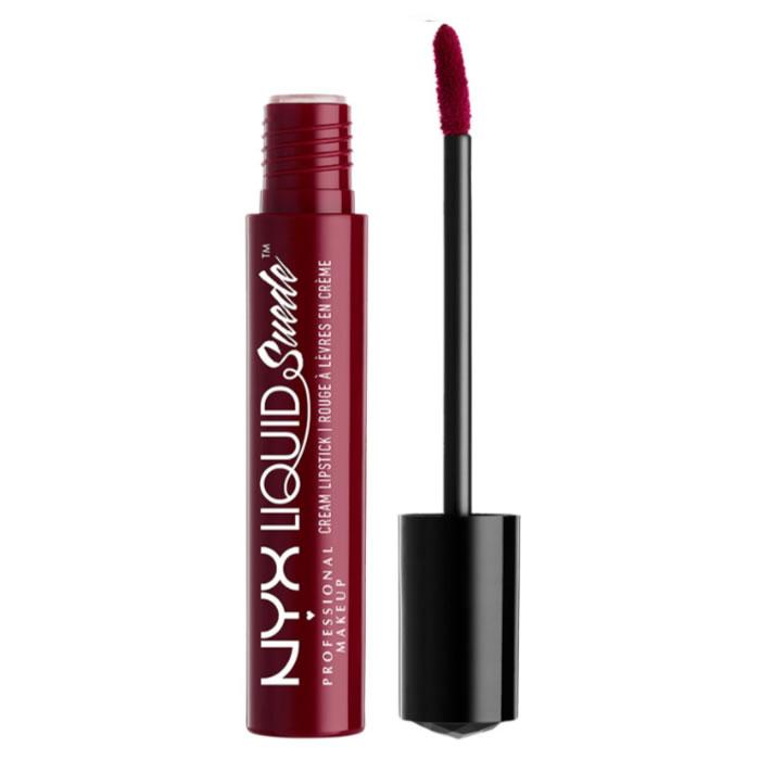 Nyx Liquid Suede Cream Lipstick Vintage 4ml