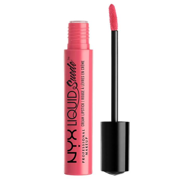 Nyx Liquid Suede Cream Lipstick Tea&Cookies 4ml
