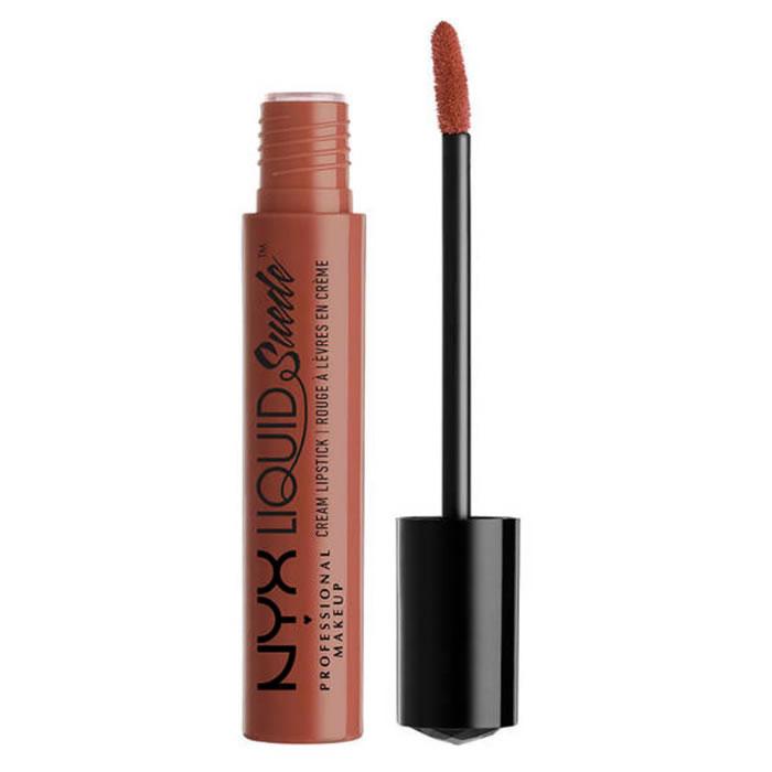 Nyx Liquid Suede Cream Lipstick Sandstorm 4ml