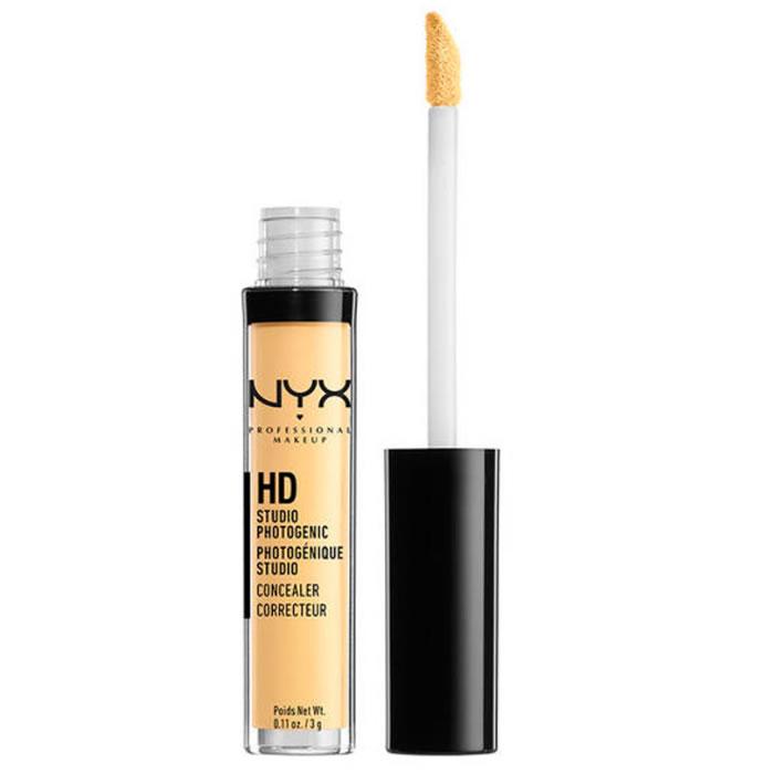 Nyx Hd Studio Photogenic Concealer Correcteur Yellow 3g