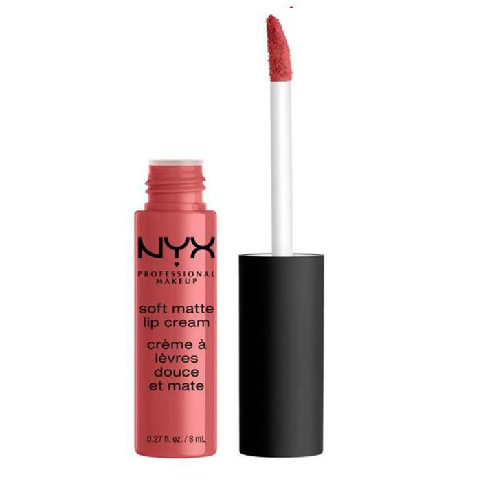 Nyx Soft Matte Lip Cream Shanghai 8ml