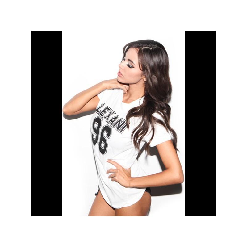 T-shirt Lexani FEMALE 96 Bianca