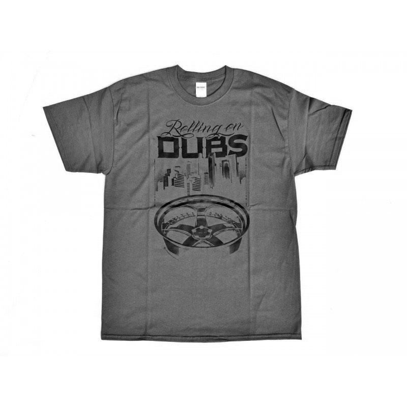 T-Shirt DUBS for man - Grigio