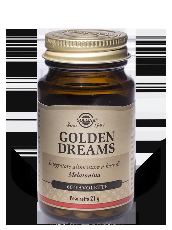 Golden Dreams Melatonina