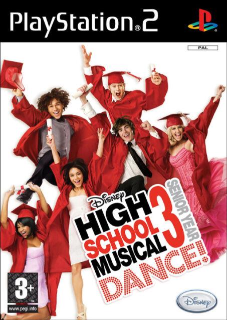 Playstation 2: Disney Sing It: High School Musical 3: Senior Year