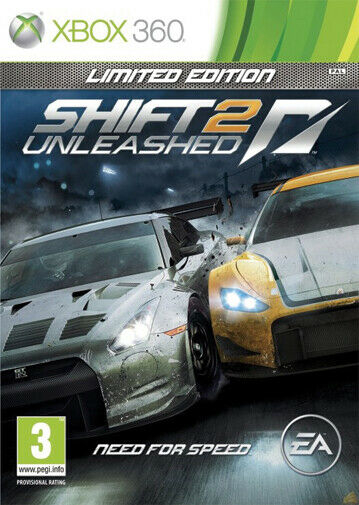 Xbox 360: Shift 2 Unleashed - Limited Edition
