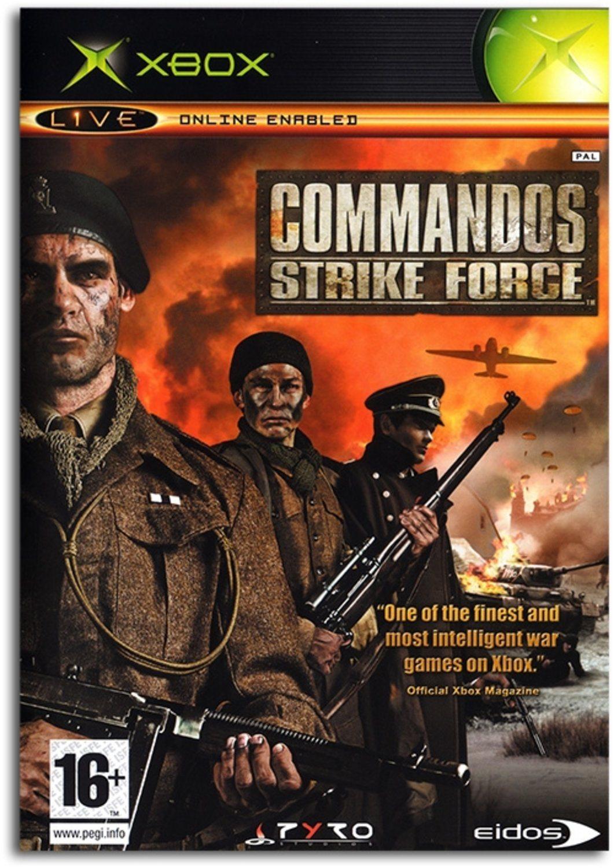 Xbox: Commandos Strike Force