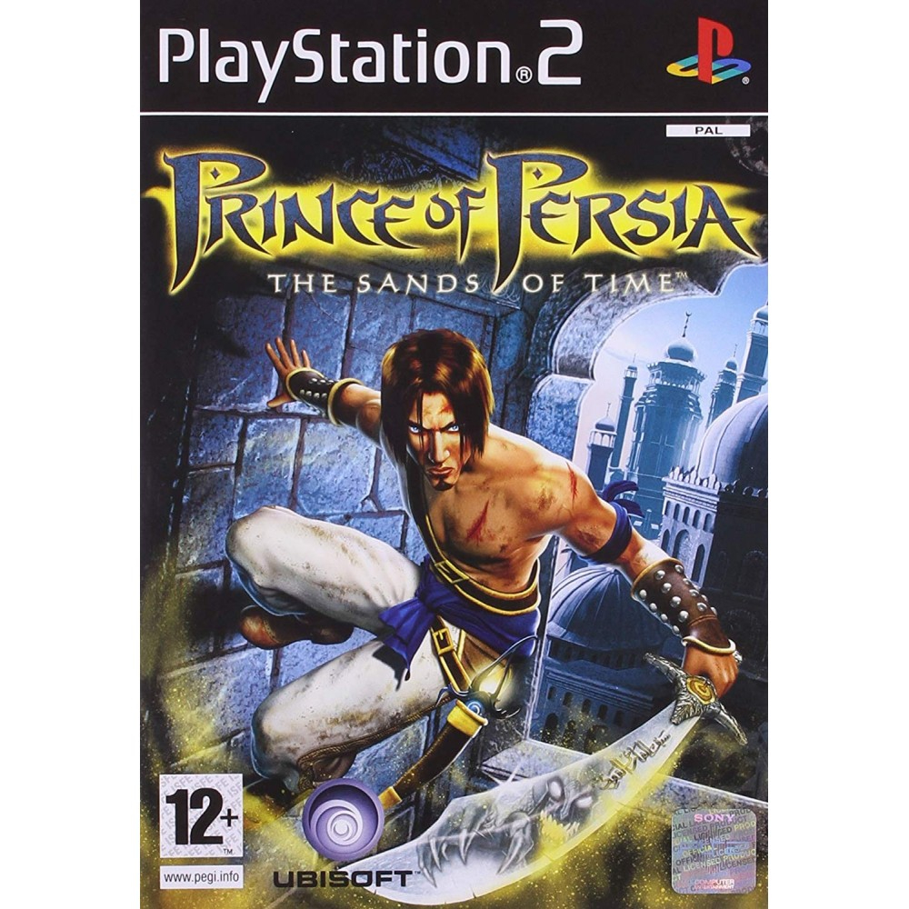 Playstation 2: Prince Of Persia Le Sabbie Del Tempo