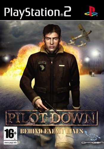 Playstation 2: Pilot Down: Gehind Enemy Lines