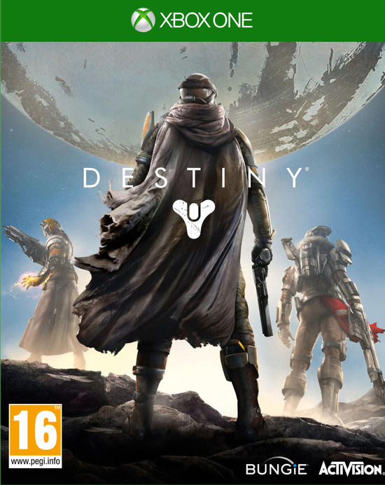 Xbox One: Destiny