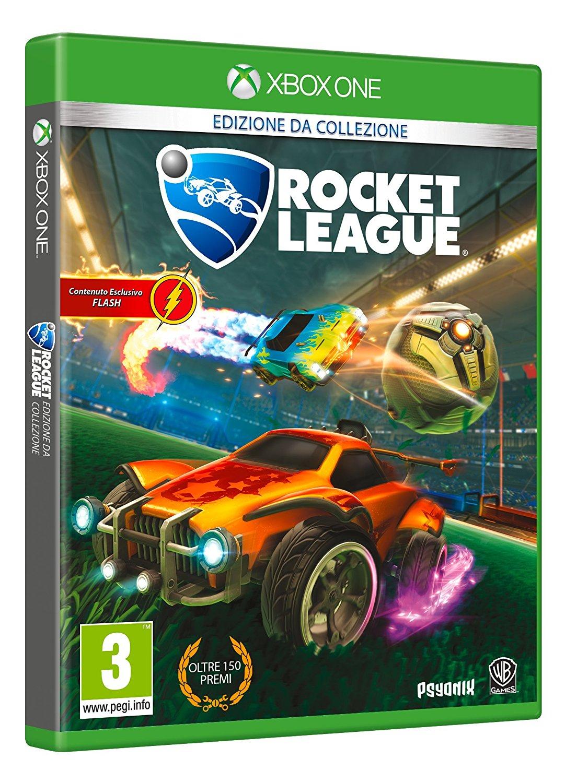 Xbox One: Rocket League