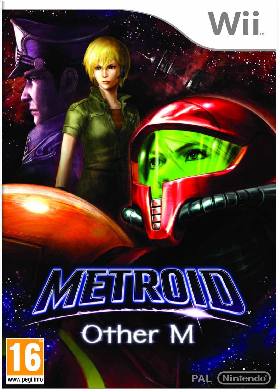 Nintendo Wii: Metroid - Other M