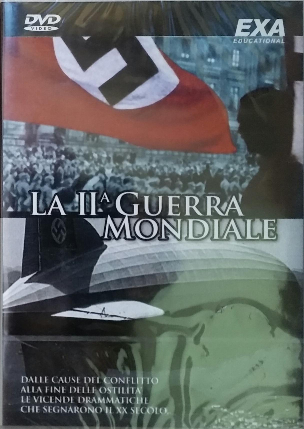 Dvd Documentario: La Seconda Guerra Mondiale by Exa