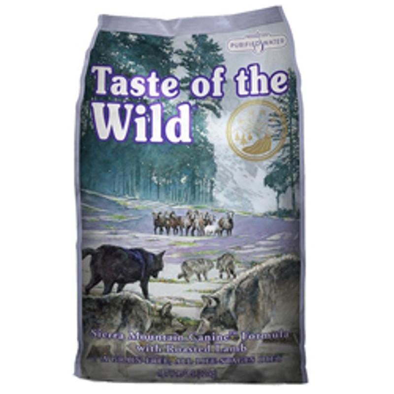 TASTE OF THE WILD CROCCHETTE SIERRA MOUNTAIN