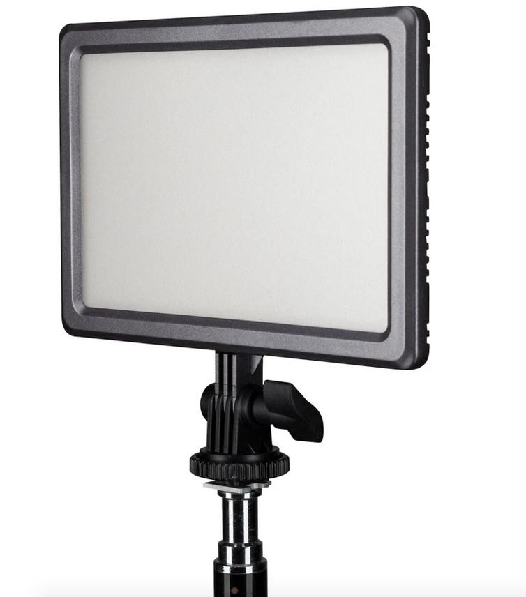 LumiPad 11- LED on Camera Light