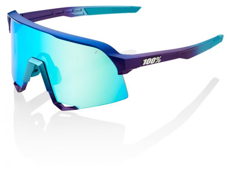 100% S3 Blue Topaz Multilayer Mirror