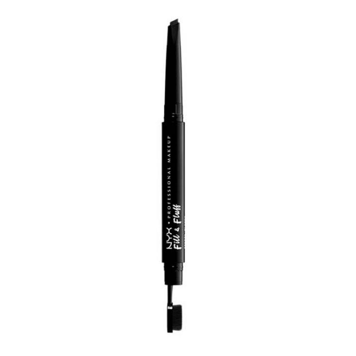 Nyx Fill & Fluff Eyebrow Pomade Pencil Black 15g
