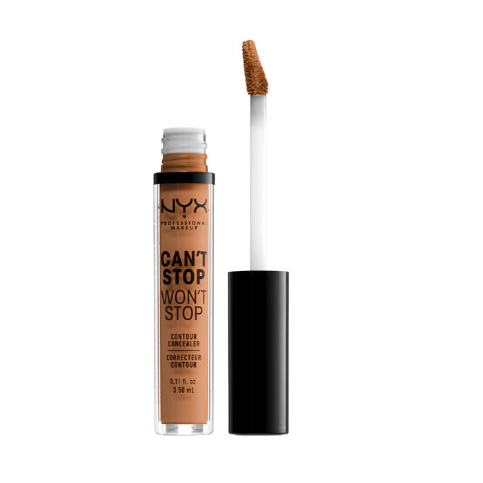 Nyx Can´t Stop Won´t Stop Full Coverage Contour Concealer Neutral Tan 3,5ml