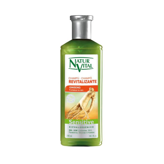 Naturaleza Y Vida Shampoo Rivitalizzante 300ml