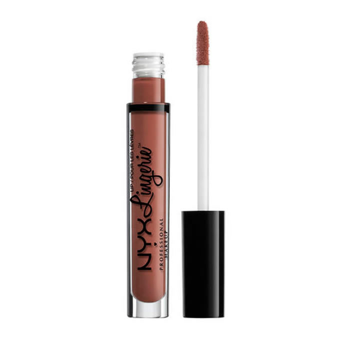 Nyx Lip Lingerie Liquid Lipstick Cabaret Show 4ml