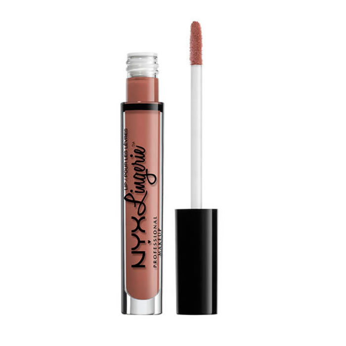Nyx Lip Lingerie Liquid Lipstick Cashmer Silk 4ml