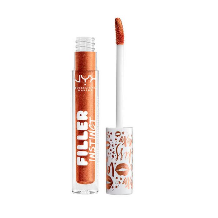 Nyx Filler Instinct Plumping Lip Polish New Money 2,5ml