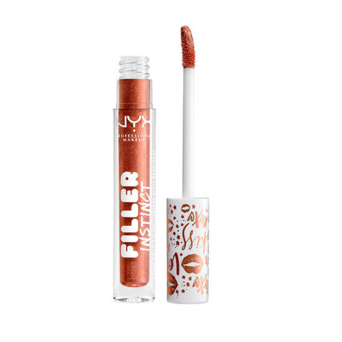 Nyx Filler Instinct Plumping Lip Polish Cheap Fills 2,5ml