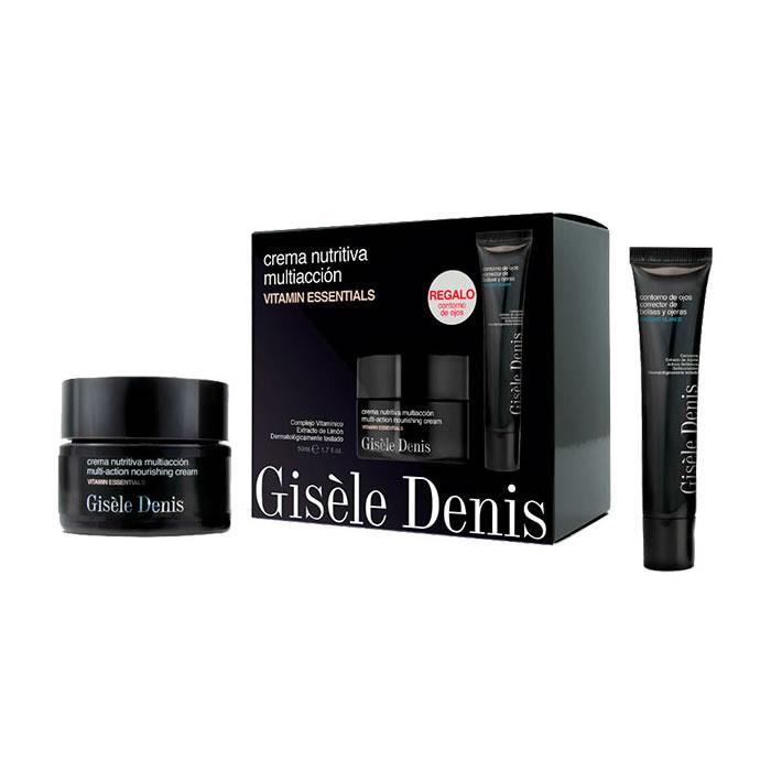 Gisèle Denis Vitamin Essentials Multi-Action Nourishing Cream 50ml Set 2 Parti 2020